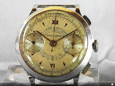 cronografo militare