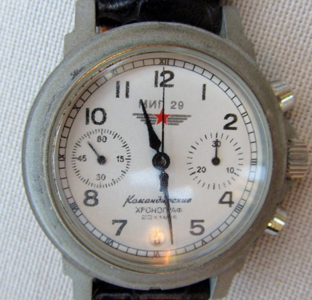 orologi militari russi