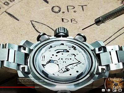 corone per orologi