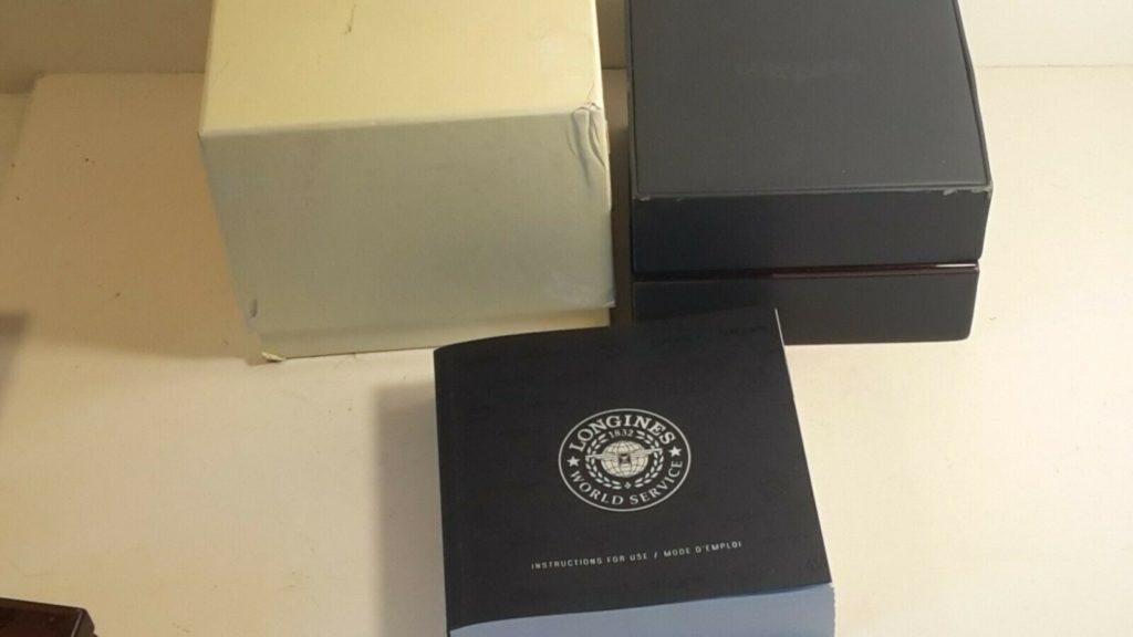 scatole longines